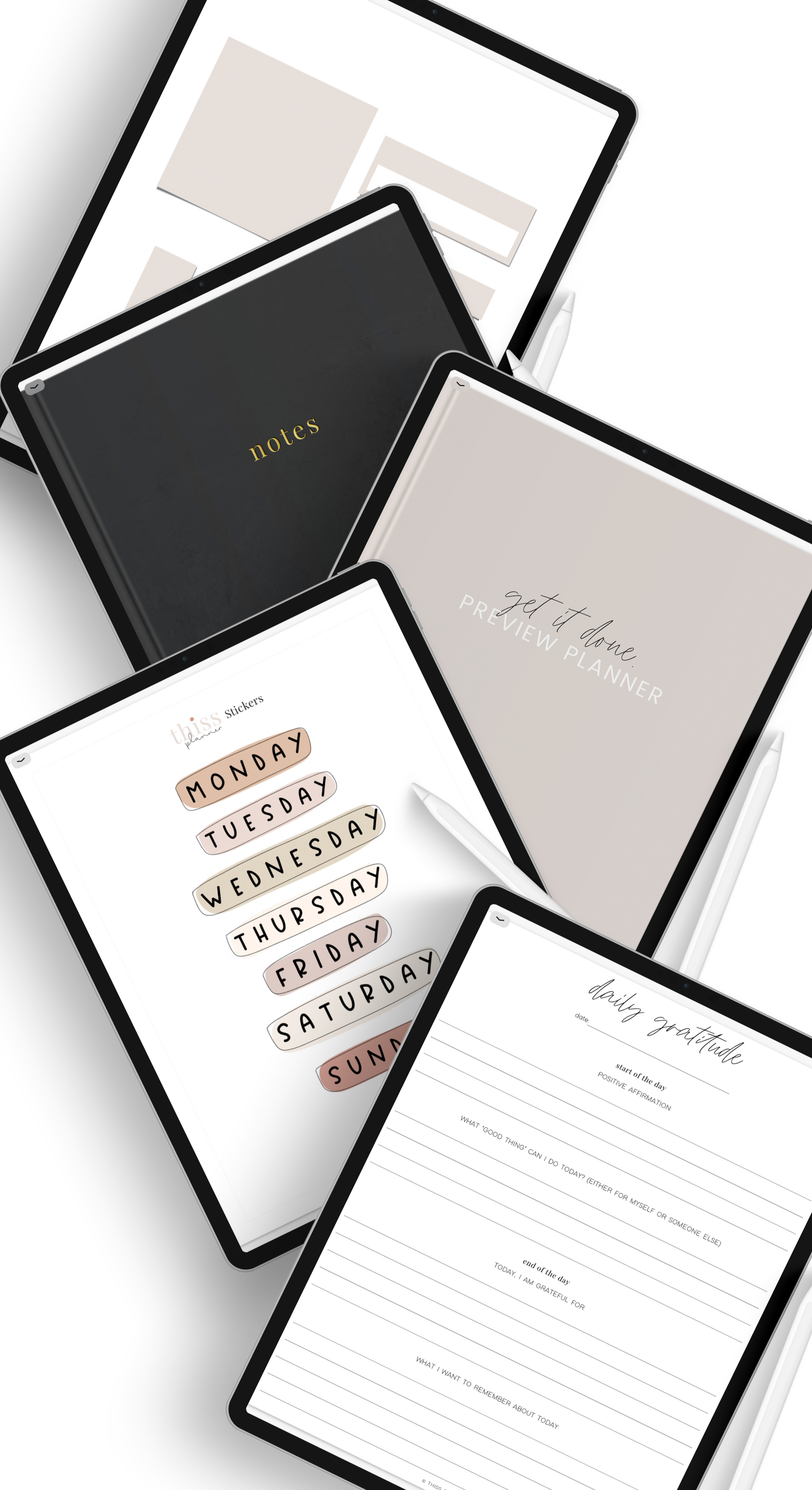 thiss planner digital planner freebies