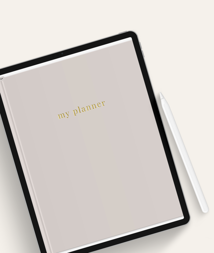 what are digital planners